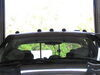 2007 dodge ram pickup cab lights pacer performance exterior hi-five led truck light kit - 5 piece amber leds smoke lens