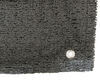 prest-o-fit rv rugs outdoor rug - 8' x 20' gray qty 1