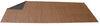 prest-o-fit rv rugs outdoor 20l x 8w feet rug - 8' 20' light brown qty 1
