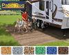 0  rv rugs prest-o-fit outdoor 20l x 8w feet rug - 8' 20' light brown qty 1