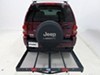 Hitch Cargo Carrier PS1040100 - Standard Duty - Reese on 2002 Jeep Liberty