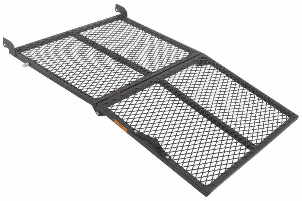 "Folding Steel Ramp for Pro Series Solo Cargo Carrier - 48"" x 31-1/2"" - 400 lbs Ramp PS1040200"