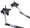 Pro Series RB3 Weight Distribution System with Shank - Round Bar - 10,000 lbs GTW, 750 lbs TW Electric Brake Compatible PS49582