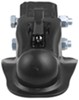 "Pro Series Adjustable-Channel Coupler w/ Low Latch - 2-5/16"" Ball - 14,000 lbs 2-5/16 Inch Ball Coupler PSA256S0303"