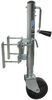 "Pro Series Snap-Ring Swivel Marine Jack - Bolt On - Sidewind - 10"" Lift - 1,000 lbs No Drop Leg PSEJ10000101"