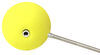performance tool hitch aligners rods and lights vehicle trailer aligner - led yellow ball