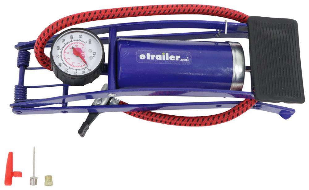 Performance Tool Foot Pump - 100 psi PTW1638DB