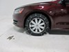 Glacier Cable Snow Tire Chains - 1 Pair On Road Only PW1034 on 2013 Volkswagen Passat