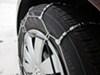 PW1034 - Steel Rollers Over Steel Glacier Tire Chains on 2013 Volkswagen Passat