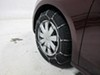 Tire Chains PW1034 - On Road Only - Glacier on 2013 Volkswagen Passat