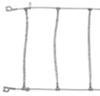 Glacier Cable Snow Tire Chains - 1 Pair Manual PW1034