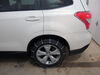 Glacier On Road Only Tire Chains - PW1038 on 2015 Subaru Forester