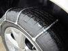 Glacier Tire Chains - PW1038 on 2015 Subaru Forester