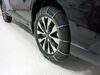 Tire Chains PW1046 - On Road Only - Glacier on 2016 Subaru Outback Wagon