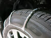 Glacier Cable Snow Tire Chains - 1 Pair Manual PW1046 on 2016 Subaru Outback Wagon