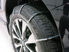 PW1046 - On Road Only Glacier Tire Cables on 2016 Subaru Outback Wagon