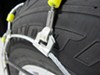 Tire Chains PW2021C - Drive On and Connect - Glacier on 2010 Toyota Tacoma