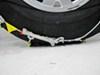 Glacier Tire Chains - PW2021C on 2010 Toyota Tacoma