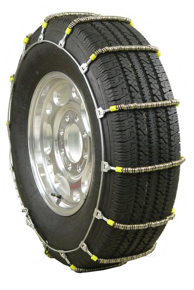 235//60 18 V-Bar 2-Link Tire Chains Set of 2. TireChain.com 235//60R18