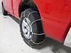Glacier Class S Compatible Tire Chains - PW3027C on 2013 Dodge Ram Pickup