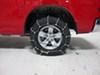 PW3027C - Class S Compatible Glacier Tire Chains on 2013 Dodge Ram Pickup
