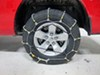 Tire Chains PW3027C - Drive On and Connect - Glacier on 2013 Dodge Ram Pickup