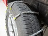 Glacier On Road Only Tire Chains - PW3027C on 2013 Dodge Ram Pickup