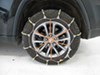 PW3027C - On Road Only Glacier Tire Chains on 2014 Jeep Grand Cherokee