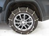 Glacier Class S Compatible Tire Chains - PW3027C on 2014 Jeep Grand Cherokee