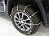 Glacier No Rim Protection Tire Chains - PW3027C on 2014 Jeep Grand Cherokee