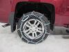 Glacier Accessories and Parts - PW99 on 2014 Chevrolet Silverado 1500