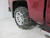 PW99 - Adjusters Glacier Tire Chains on 2014 Chevrolet Silverado 1500