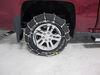 Glacier Tire Chains - PW99 on 2014 Chevrolet Silverado 1500