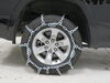 pewag Steel Square Link Tire Chains - PWE3229SC on 2020 Ram 1500