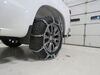 Tire Chains PWE3231S - Manual - Pewag on 2020 Chevrolet Silverado 1500