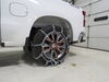 Pewag No Rim Protection Tire Chains - PWE3231S on 2020 Chevrolet Silverado 1500
