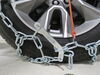 pewag Steel Square Link Tire Chains - PWE3231S on 2020 Chevrolet Silverado 1500