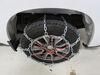 Pewag On Road or Off Road Tire Chains - PWE3231S on 2020 Chevrolet Silverado 1500