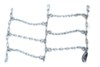 pewag tire chains not class s compatible all square snow chain with cam tighteners for dual truck tires - reversible 1 axle set