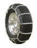 glacier tire chains on road only not class s compatible v-bar snow with cam tighteners - 1 pair