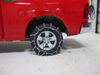 Glacier V-Bar Snow Tire Chains with Cam Tighteners - 1 Pair On Road Only PWH2828SC on 2013 Dodge Ram Pickup