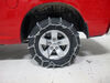 PWH2828SC - Assisted Glacier Tire Chains on 2013 Dodge Ram Pickup