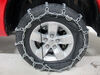 Glacier Assisted Tire Chains - PWH2828SC on 2013 Dodge Ram Pickup