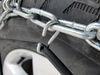 Tire Chains PWH2828SC - Deep Snow,Ice - Glacier on 2013 Dodge Ram Pickup