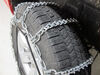 PWH2828SC - Drive On and Connect Glacier Tire Chains on 2013 Dodge Ram Pickup