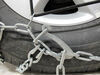 Glacier On Road Only Tire Chains - PWH2828SC on 2013 Dodge Ram Pickup