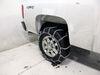 PWH2828SC - Not Class S Compatible Glacier Tire Chains on 2014 Chevrolet Silverado 2500