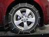 Glacier Drive On and Connect Tire Chains - PWPLC1142 on 2014 Toyota Sienna