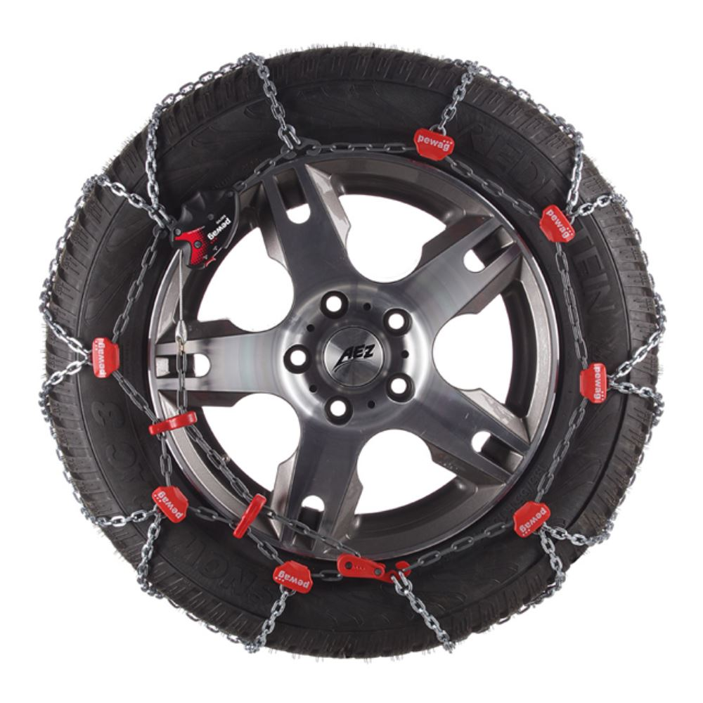 Pewag Steel Square Link Tire Chains - PWRS76