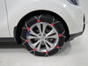 PWSXP560 - On Road Only Pewag Tire Chains on 2016 Kia Soul